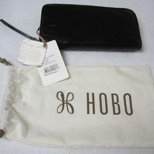 HOBO Remi Black Wallet